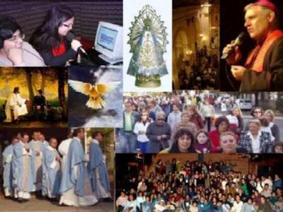 Seis años atrás 1a. Fiesta Patronal diocesana con Misión